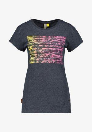 MAXINEAK - Print T-shirt - marine
