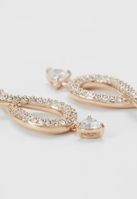 Swarovski - INFINITY - Pendientes - rose gold-coloured - 4
