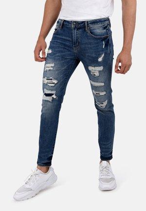 Jeans Skinny - darkdenim