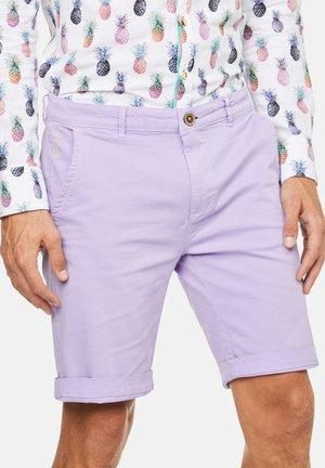 Shorts - violett