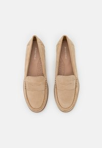Anna Field - LEATHER - Instappers - beige - 5