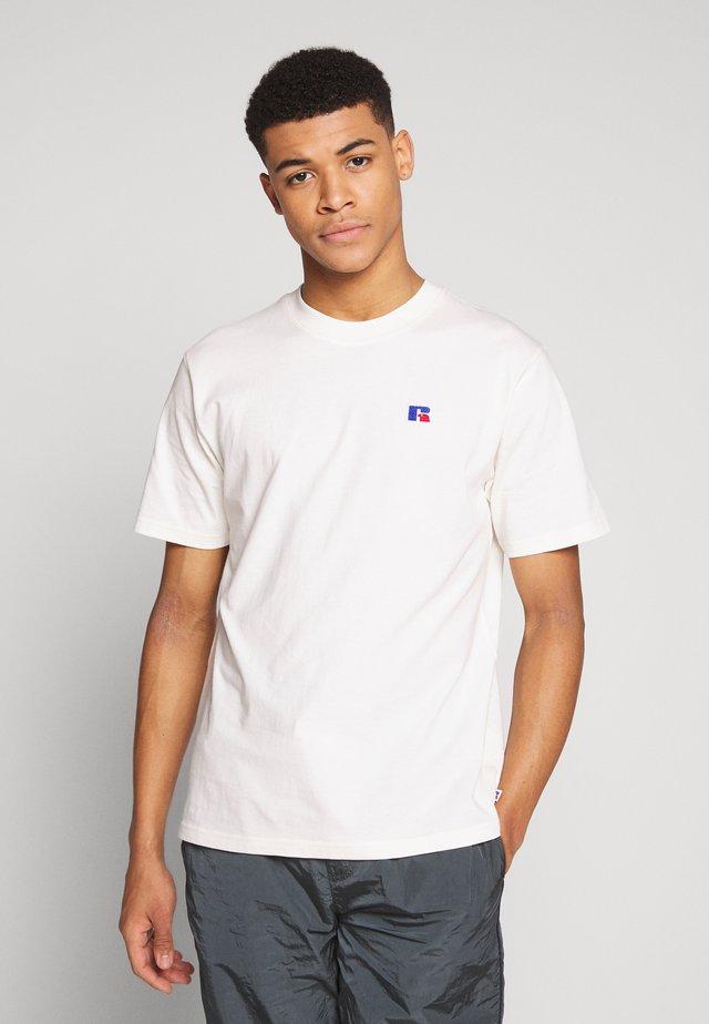 BASELINERS TEE  - T-Shirt basic - soya