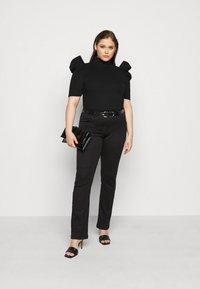 Pieces Curve - PCRYLEE  - Basic T-shirt - black - 1