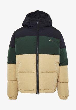 Down jacket - viennese/viennese-sinople-abysm