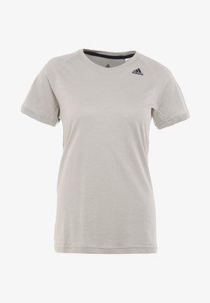 PRIME - T-shirt med print - solid grey