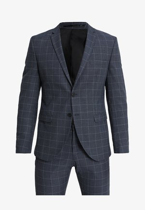 SLHONE-MYLOAIR CHECK SUIT - Completo - dark blue