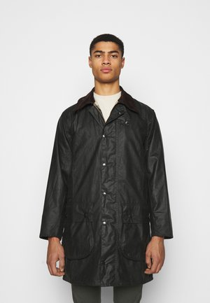 BORDER JACKET - Summer jacket - sage