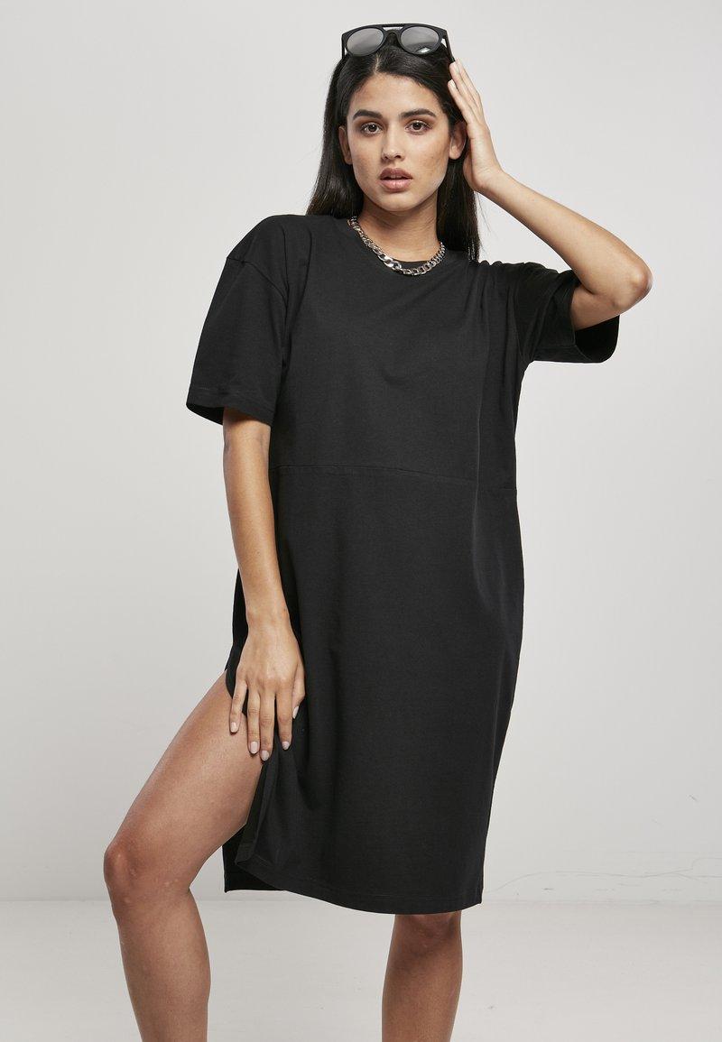 Urban Classics - Denní šaty - schwarz