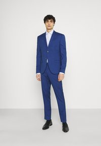 OLYMP No. Six - SUPER SLIM - Formal shirt - bleu - 1