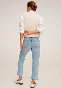 Mango - HAVANA - Jeans a sigaretta - bleu clair - 2