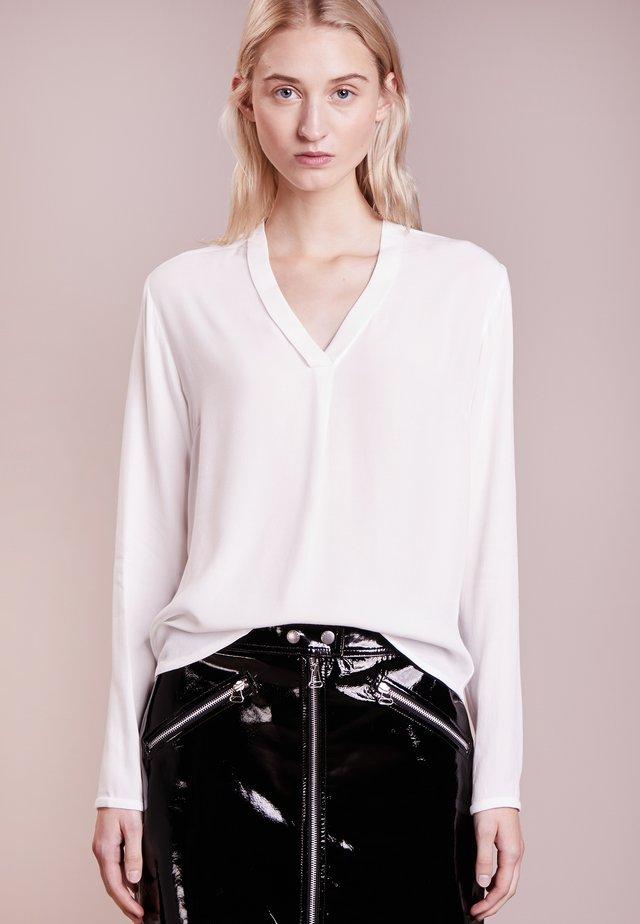 LIVA  - Blouse - white