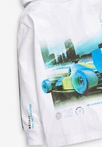 Next - RACING CAR  - Hoodie - white - 2