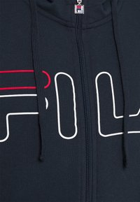 Fila - WILLI - Zip-up hoodie - peacoat blue - 2