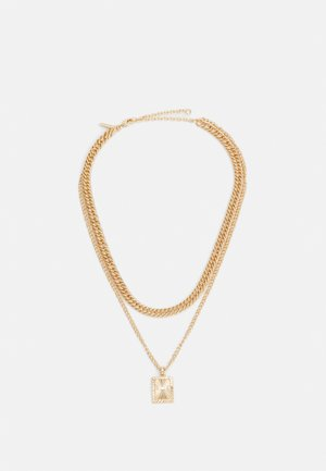 ENGRAVED - Necklace - gold-coloured