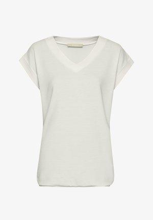 JULIE - Basic T-shirt - ivory