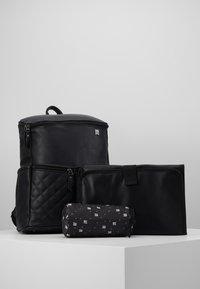 Kidzroom - KIDZROOM CAR GO OUT - Baby changing bag - black - 8