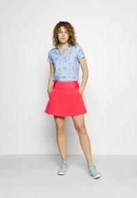 Puma Golf - MATTR GREENERY - Polo shirt - placid blue - 1