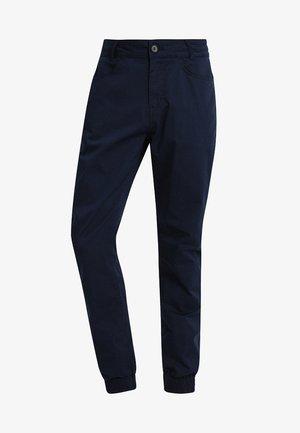 NAUTICAL TROUSERS - Trousers - dark navy