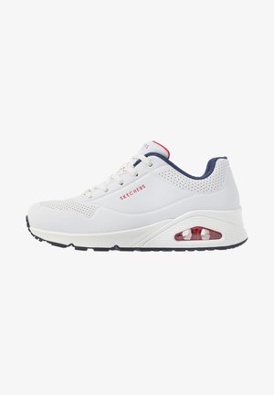 UNO - Sneakers laag - white/navy/red