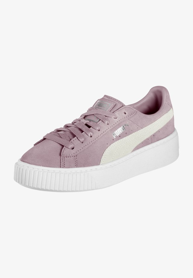 PLATFORM - Zapatillas - elderberry