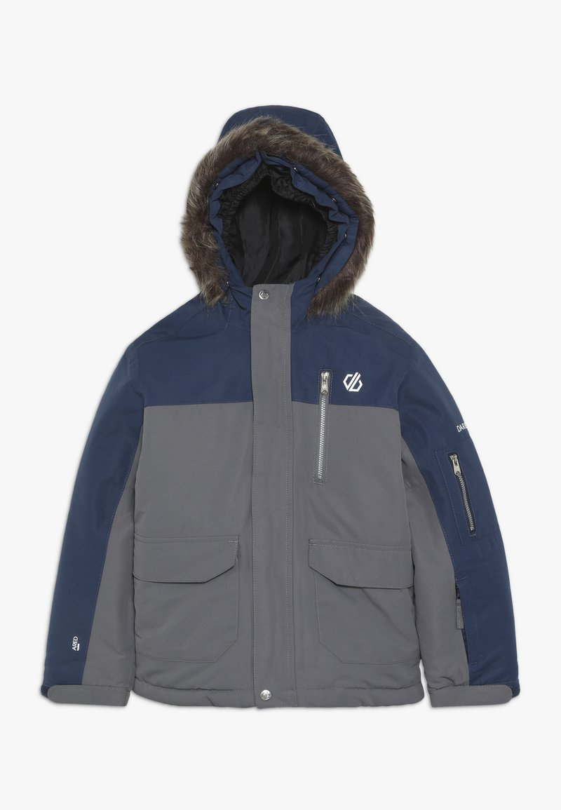 Dare 2B - FURTIVE JACKET - Ski jacket - grey/dark blue