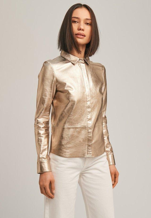 DITA - Blouse - bronze