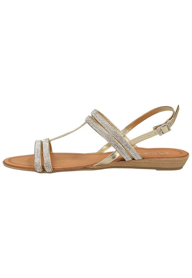 SCAPA SANDALEN - Sandals - platinum 360