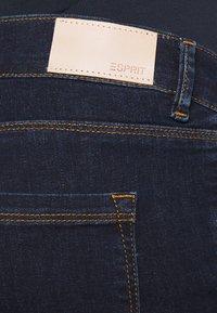 Esprit Maternity - PANTS - Straight leg jeans - darkwash - 2
