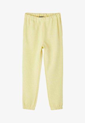 Træningsbukser - mellow yellow