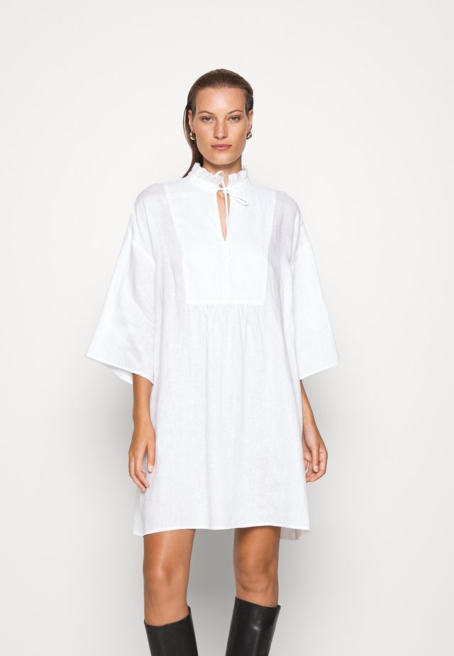 DRESS - Vapaa-ajan mekko - white light