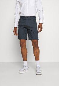 Scotch & Soda - STUART CLASSIC - Shorts - steel - 0