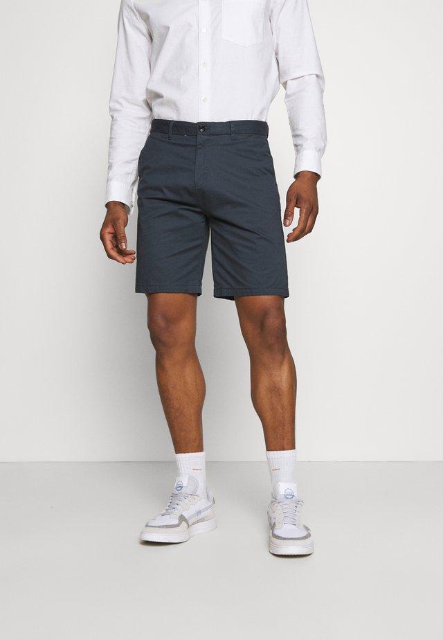 STUART CLASSIC - Shorts - steel