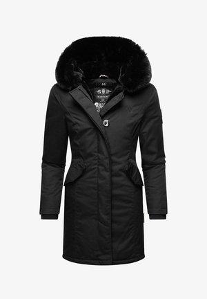 KARAMBAA - Winter coat - black