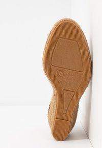 Shoe The Bear - SALOME - Plateaupumps - tan - 6