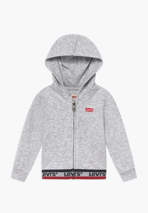 SPORTSWEAR FULL ZIP HOODIE - Mikina na zip - light gray heather