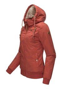 Ragwear - JOTTY - Winter jacket - chili red21 - 3