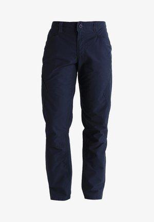 VENGA ROCK PANTS - Kalhoty - navy blue