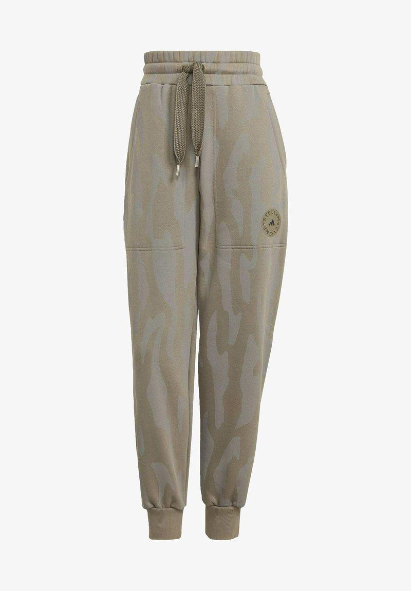 adidas by Stella McCartney - Teplákové kalhoty - clay/dovgry