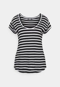 Zign - Print T-shirt - black - 3