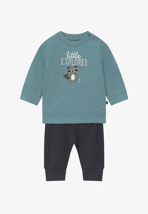 SET - Kalhoty - blue