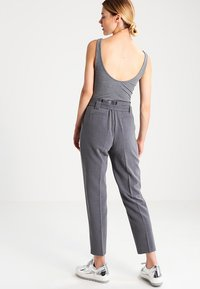 KIOMI - Trousers - grey melange - 2