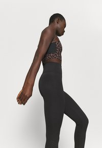 Cotton On Body - LIFESTYLE - Tights - black lazer - 4