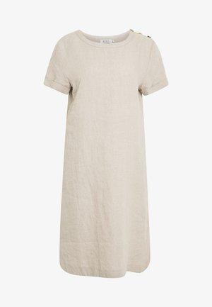 NALANI - Denní šaty - natural