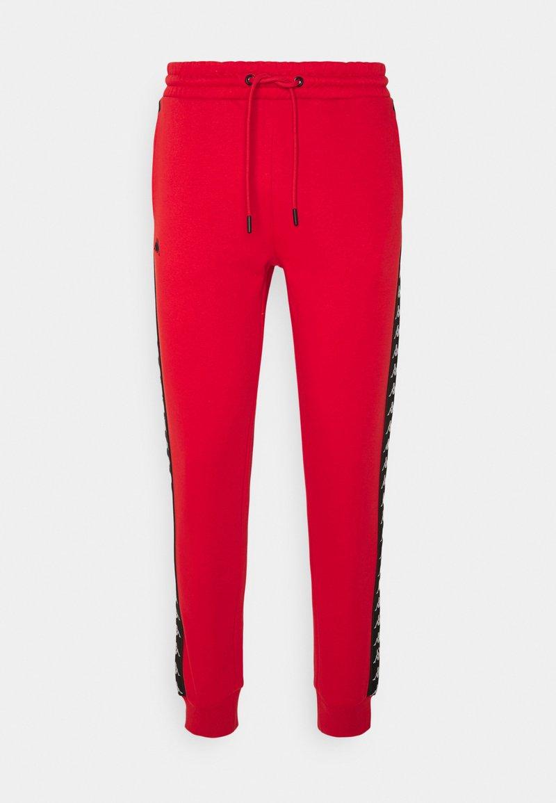 Kappa - Tracksuit bottoms - aurora red