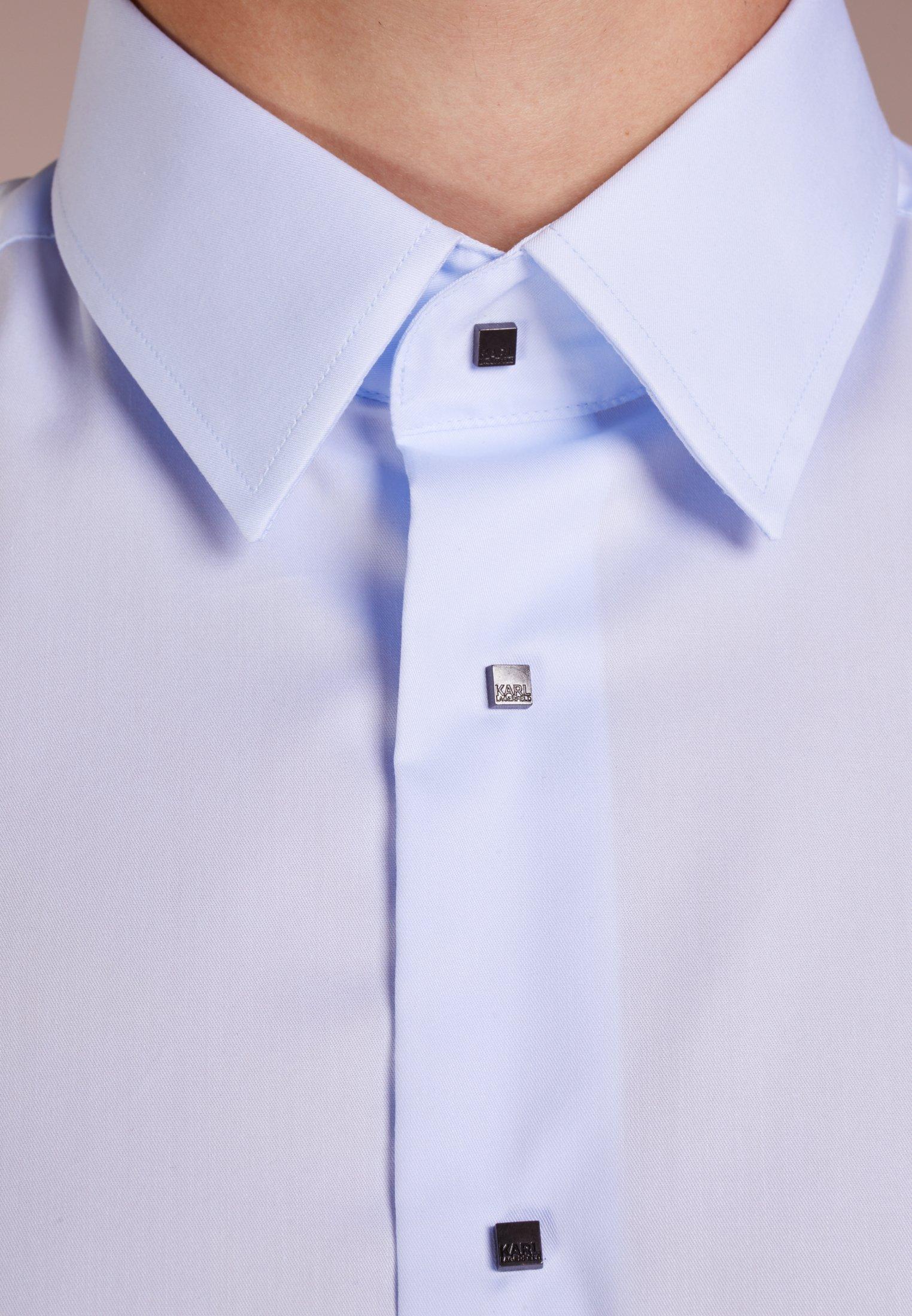 Karl Lagerfeld Businesshemd - Light Blue