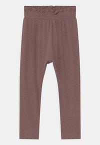 Name it - NMFBESAIA - Leggings - Trousers - twilight mauve - 0