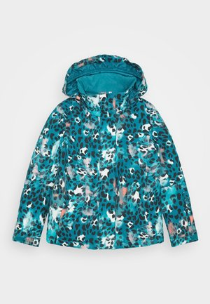 JETTY GIRL  - Snowboard jacket - ocean depths leopold