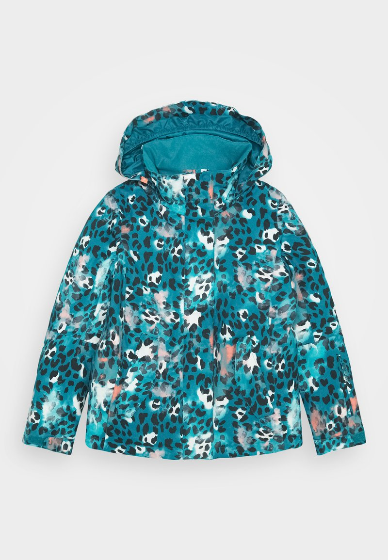 Roxy - JETTY GIRL  - Snowboard jacket - ocean depths leopold