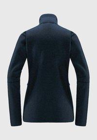 Haglöfs - Fleece jacket - brick red - 5