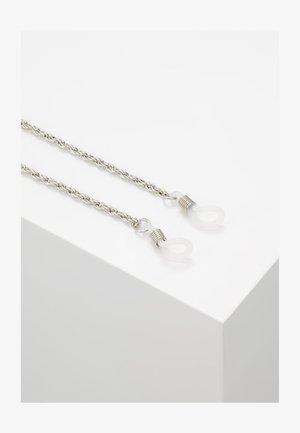 HOLLOW ROPE NECK CHAIN - Náhrdelník - grey